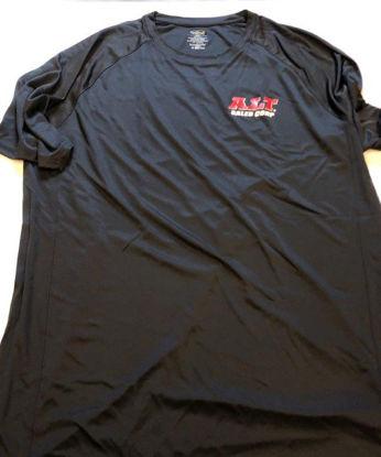 ALT Black Transpiration T-Shirt