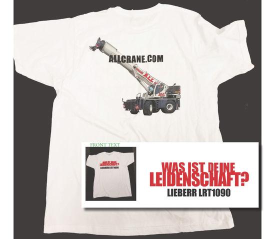 LiebherrLRT1090 T-Shirt