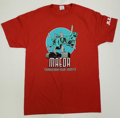Maeda Transformation T-Shirt